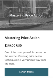 Mastering price action urban forex review